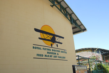 Royal Flying Doctor Service Museum